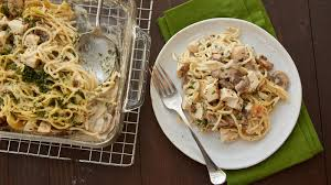 make ahead turkey tetrazzini