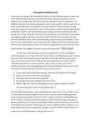 college level essay format co college level essay format comic books and graphic novels essay commented