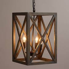 an old fashioned way to bring light into your dining area