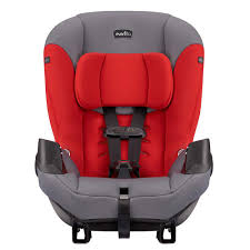 roll over image to zoom larger image evenflo sonus convertible car seat lava red evenflo babies r us