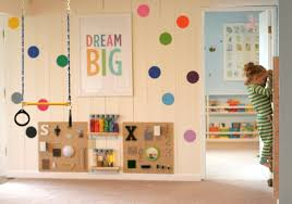 playroom decorating ideas with big dream wall art on rock wall art ideas with playroom decorating ideas with big dream wall art create a