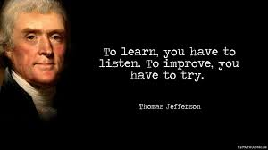 Jefferson Quotes Magnificent Motivational And Short Thomas Jefferson Sayings Quotes Golfian