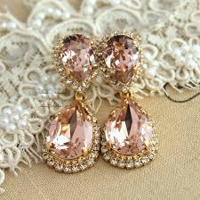 chandelier rhinestone bridal earrings jewelry tree sequoia ceiling fan home depot indian silver rose gold