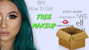 how to get free makeup exclusive pr list tips beauty ger 101 yurigmakeup