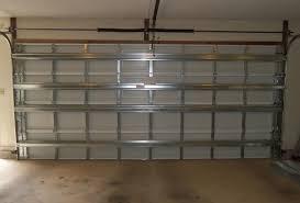 image of garage door support strut