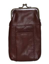 leather cigarette case pack holder with lighter pocket by leatherboss com