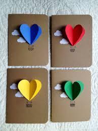 Homemade Handmade Greeting Card Making Ideas With Balloons Card Making Ideas Diy