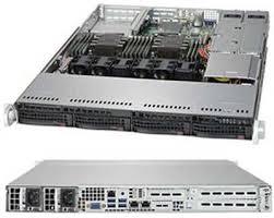 Купить Платформа <b>SuperMicro SYS</b>-<b>6019P</b>-<b>WTR</b> 1G 2P 2x750W в ...