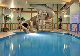 home indoor pool with slide. Wonderful Indoor Fine Home Indoor Pool With Slide 8 Inside N