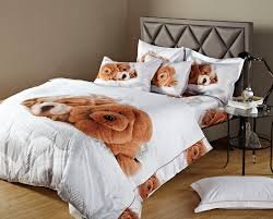 animal printing duvet bedding sets
