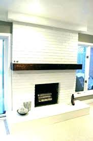 redo fireplace update fireplace redo tile gs painted fireplace hearth ideas