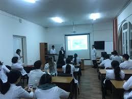 Meeting Of The Scientific Student Club Molecular Genetics Researchers
