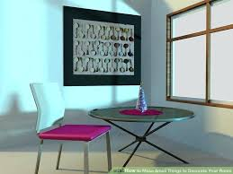 image titled decorate small. Room Decoration Image Titled Decorate Small A