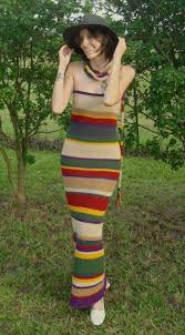 Dr Who Scarf Pattern Magnificent Fourth Doctor Scarf Dress [48 X 48] [Crosspost From RImages