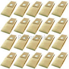 electrolux hoover bags. 20 x e82, u82 hoover bags for electrolux z2273 z2274 z2274b uk stock c