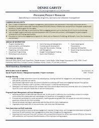Automotive Service Manager Resume Unique Automotive Service Manager Resume Program Coordinator Resume