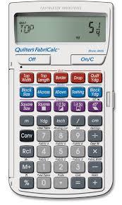 Amazon.com: Calculated Industries Quilter's FabriCalc Quilt Design ... & 8400 Quilter's FabriCalc Calculator Adamdwight.com