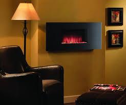 black wall mounted wall hanging fireplaces zen fire fireplace
