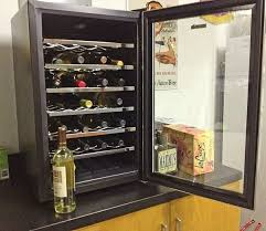 newair 28 bottle wine cooler. Beautiful Newair Looking For A Thermoelectric Wine Cooler Review Check Out The NewAir  AW281E 28 Bottle Thermoelectric Throughout Newair Wine Cooler I