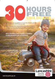 Free Childcare Advertising 30 Hours Free Childcare Carleton Green Community Primary School
