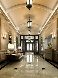 hotel lobby lighting. crisp black and tan with gold accent traditional light fixtures lobby interiorhotel hotel lighting