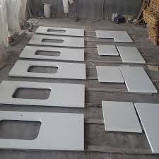 prefab quartz engineered stone bathroom countertops vanity tops factory and suppliers china sun young corporation