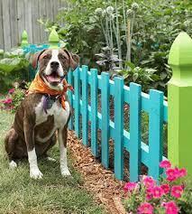 garden fence diy garden fence