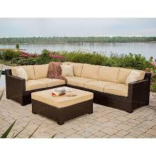 2017 Leisure used patio rattan furniture philippines corner sofa
