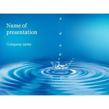 Themes For Powerpoint Presentation Powerpoint Background Themes Clear Water Powerpoint