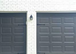 garage door paint garage door painting after with white trim paint garage door paint exterior remodeling