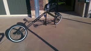 custom chopper bike on the playa good idea eplaya
