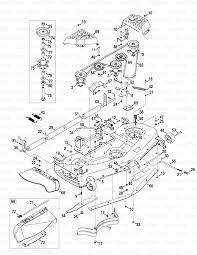 Mtd 247 289840 14aw94pk099 craftsman garden tractor 2010 adorable 42 inch mower deck parts