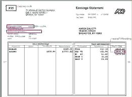 Template For Payroll Check Stub Allthingsproperty Info