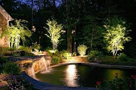 pool landscape lighting ideas. best outdoor lighting ideas for pool or mini lake from whole world landscape