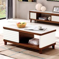 modern glass top coffee table sets