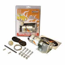 75lbs shaved door solenoid pop handle latch popper kit