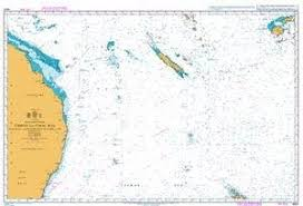 Australian Hydrographic Charts Amazon Com Ba Chart 4602 South Pacific Ocean Tasman And