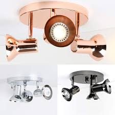 Flush Mount Fixed Track Lighting Pathson Flush Mount Track Lighting Round Base Adjustable Fixed Ceiling Light Fixtures With Trumpet Lamp Shade 3 Light Close To Ceiling Spot Lights