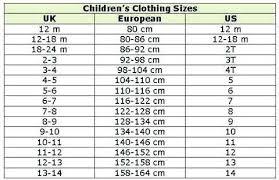Converse Kids Size Chart Kids Converse Size Chart Coreyconner