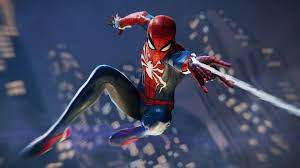 Animated Spiderman Live Wallpaper