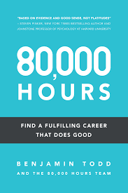 Find Your Career Find A Fulfilling Career That Does Good 80 000 Hours