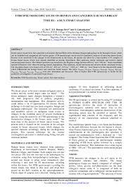 Run Chart Pdf Pdf Ftir Spectroscopic Study On Benign And Cancerous Human