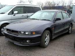 1998 Mitsubishi Galant Sports Pictures