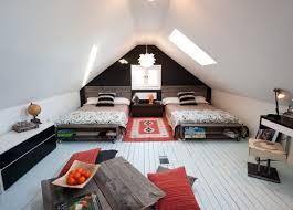 Loft Bedroom Design Loft Style Bedroom Design At The Attic Small Design Ideas