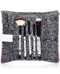 smashbox 6 pc drawn in decked out multi use brush set created for macy s