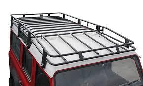 Powder Coat Roof Rack