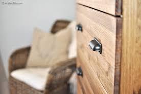 tarva dresser ikea. Ikea Hack | How To Stain An Tarva Dresser