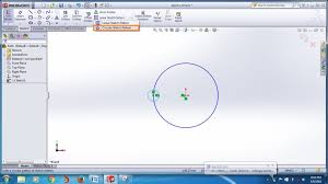 Circular Pattern Solidworks Impressive How To Use Solidworks Circular Sketch Pattern Tool Tutorial