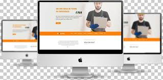 Free Web Templates For Employee Management System Responsive Web Design Web Template System Joomla Png