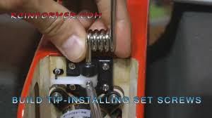 Installing <b>Set Screws</b> by: RCINFORMER.COM - YouTube